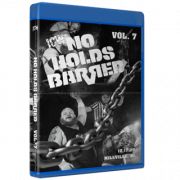 "ICW: No Holds Barred Blu-ray/DVD October 17, 2020 ""Volume 7: Deathmatch Horror Story"" Millville, NJ"