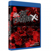 "ICW: No Holds Barred Blu-ray/DVD November 6, 2020 ""Pit Fighter X3"" Millville, NJ"