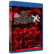 "ICW: No Holds Barred Blu-ray/DVD November 13, 2020 ""Pit Fighter X4"" Tampa, FL"