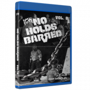 "ICW: No Holds Barred Blu-ray/DVD November 14, 2020 ""Volume 8"" Port Richey, FL"