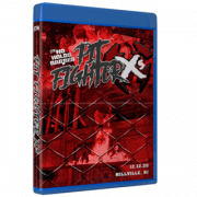 "ICW: No Holds Barred Blu-ray/DVD December 12, 2020 ""Pit Fighter X5"" Millville, NJ"