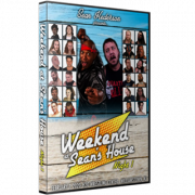 "Sean Henderson Presents DVD February 7, 2020 ""Weekend At Sean's House: Night 1"" - Williamstown, NJ"