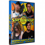 "Sean Henderson Presents DVD August 29, 2020 ""Step By Step"" - Williamstown, NJ"