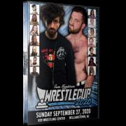 "Sean Henderson Presents DVD September 27, 2020 ""WrestleCup"" - Williamstown, NJ"