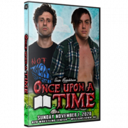 """Sean Henderson Presents DVD November 1, 2020 """"Once Upon A Time"""" - Williamstown, NJ"""