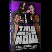 "Sean Henderson Presents DVD December 6, 2020 ""This Is Now"" - Williamstown, NJ"