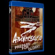 "Guanatos Hardcore Crew Blu-ray/DVD July 31, 2021 ""3 Aniversario: Prepare for War"" - Guadalajara, Mexico"