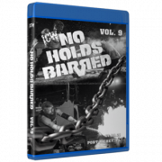 "ICW: No Holds Barred Blu-ray/DVD January 9, 2021 ""Volume 9: The Return To Florida"" Port Richey, FL"