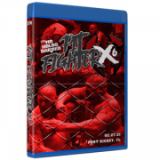 """ICW: No Holds Barred Blu-ray/DVD February 27, 2021 """"Pit Fighter X6"""" Port Richey, FL"""