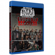 """Pro Wrestling Trainwreck Blu-ray/DVD May 14 & 15, 2021 """"Southern Sickness 2"""" - Connersville, IN"""