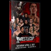 "Sean Henderson Presents DVD April 3, 2021 ""WrestleCup 2"" - Williamstown, NJ"
