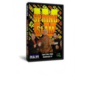 "NEW DVD April 24, 2009 ""Spring Slam IV"" - Newburgh, NY"