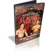 "NEW DVD April 5, 2008 ""Honesdale Havoc"" - Honesdale, PA"