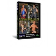 "NEW DVD October 18, 2008 ""Autumn Ambush '08"" - Washingtonville, NY"