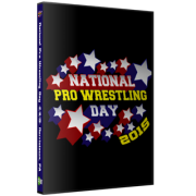 National Pro Wrestling Day Blu-Ray/DVD February 8, 2015 - Norristown, PA