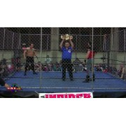 "NWA Smoky Mountain March 23, 2013 ""Steel Cage Showdown"" – Kingsport, TN (Download)"