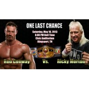 "NWA Smoky Mountain May 18, 2013 ""Collision Course 9"" – Kingsport, TN (Download)"