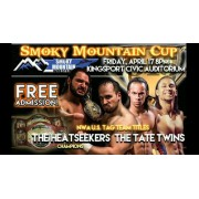 "NWA Smoky Mountain April 17, 2015 ""Smoky Mountain Cup"" - Kingsport, TN (Download)"