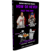 "OPW DVD January 5, 2013 ""Now or Never"" - Deptford, NJ"