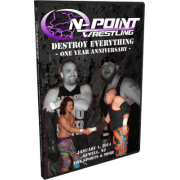 "OPW DVD January 4, 2014 ""Destroy Everything"" - Sewell, NJ"