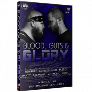 "OPW DVD March 4, 2017 ""Blood, Guts & Muffins"" - Williamstown, NJ"
