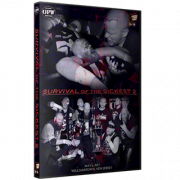 "OPW DVD May 6, 2017 ""Survival of the Sickest 2"" - Williamstown, NJ"