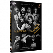 "OPW DVD November 19, 2017 ""Masters of the Mat 3"" - Williamstown, NJ"