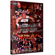 "OPW DVD May 5, 2018 ""Survival Of The Sickest III"" - Blackwood, NJ"