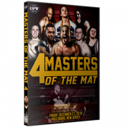 "OPW DVD December 21, 2018 ""Masters of the Mat 4"" - Paulsboro, NJ"