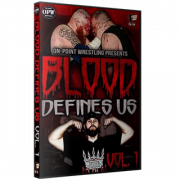 "OPW DVD ""Blood Defines Us: Volume 1"""