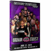 "OPW DVD June 21, 2019 ""Brain Trust"" - Williamstown, NJ"