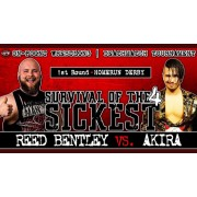 "OPW September 7, 2019 ""Survival of the Sickest 4"" - Williamstown, NJ (Download)"