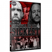 "OPW DVD September 7, 2019 ""Survival of the Sickest 4"" - Williamstown, NJ"
