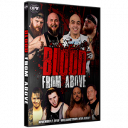 "OPW DVD November 2, 2019 ""Blood From Above"" - Williamstown, NJ"