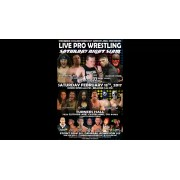 """Premier February 18, 2017 """"Saturday Night Slam"""" - Cleveland, OH (Download)"""