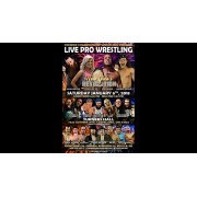 """Premier January 6, 2018 """"New Year's Revolution 2018"""" - Cleveland, OH (Download)"""
