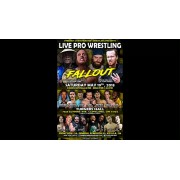"""Premier May 19, 2018 """"Fallout"""" - Cleveland, OH (Download)"""