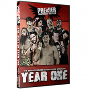 "Premier DVD ""Best of Premier Championship Wrestling: Year One"""