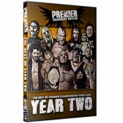 "PCW DVD ""Best of Premier Championship Wrestling: Year Two"""