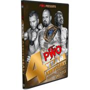 """PWO DVD November 5, 2011 """"4 Year Anniversary""""- Streetsboro, OH"""