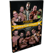 "PRIME DVD August 19, 2012 ""Wrestlelution 5: An Enduring Spirit' - Cleveland, OH"