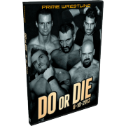 "PRIME DVD June 10, 2012 ""Do or Die"" - Cleveland, OH"