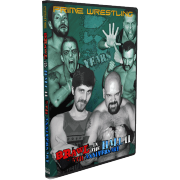 "PRIME DVD October 20, 2012 ""Brawl in the Hall 2: 5 Year Anniversary"" - Parma, OH"
