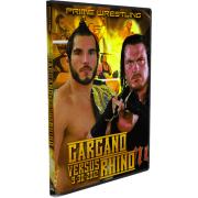 "PRIME DVD September 30 , 2012 ""Gargano vs. Rhino"" - Twinsburg, OH"