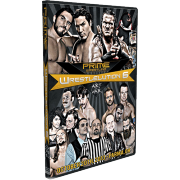 "PRIME DVD October 20, 2013 ""Wrestleution 6"" - Parma, OH"