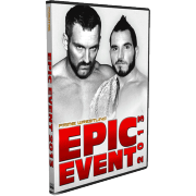 "PRIME DVD January 18, 2013 ""Epic Event 2013"" - Cleveland, OH"