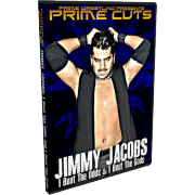 "PRIME DVD ""Jimmy Jacobs: I Beat The Odds & I Beat The Gods"""