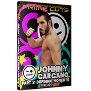"Prime Wrestling DVD ""Prime Cuts: Johnny Gargano Part 2- Defining Moments (2010-2013)"""