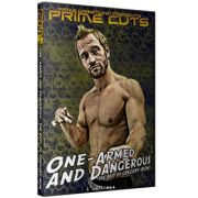 "Prime Wrestling DVD ""One-Armed & Dangerous: The Best of Gregory Iron"""