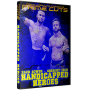 "Prime Wrestling DVD ""Prime Cuts: Zach Gowen & Gregory Iron - Handicapped Heroes"""